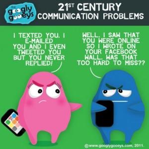 Kommunikasjonsproblem